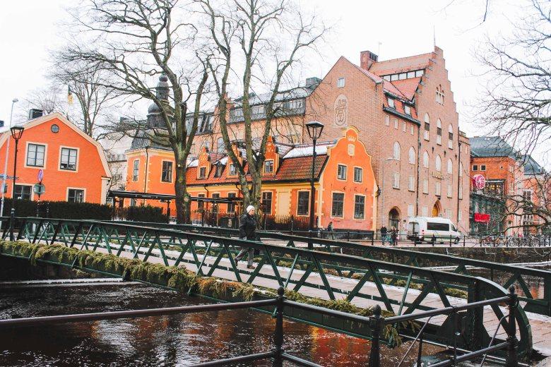 Uppsala thơ mộng