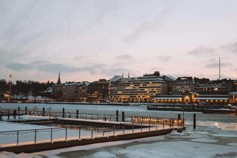 Bến cảng Helsinki