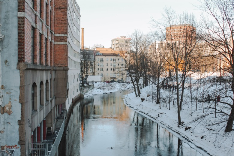 Buổi chiều ở Oslo