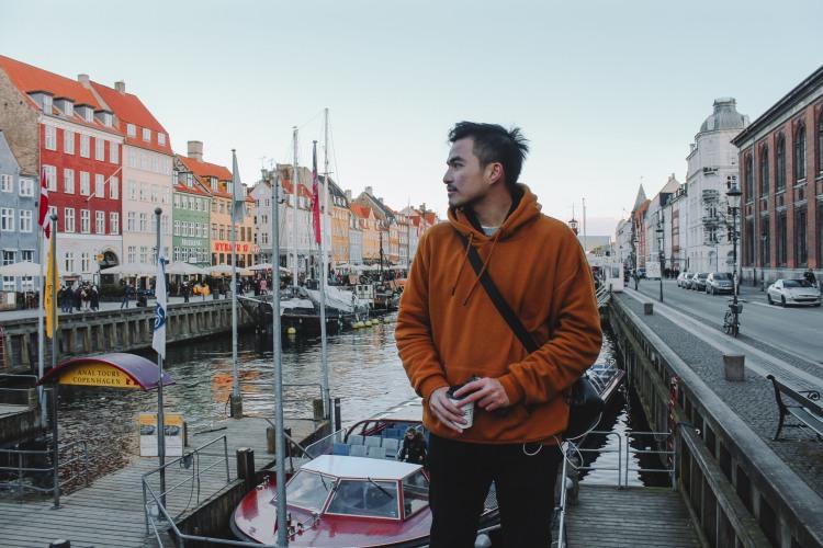 Lý Thành Cơ ở Đan Mạch