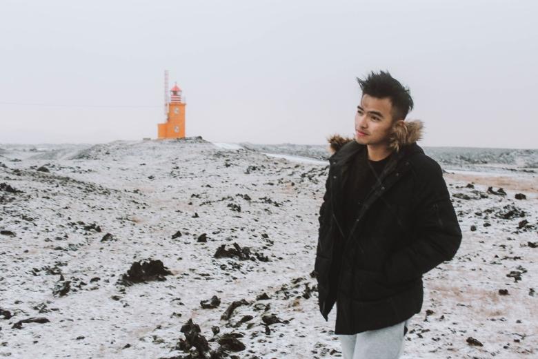 Lý Thành Cơ ở Iceland