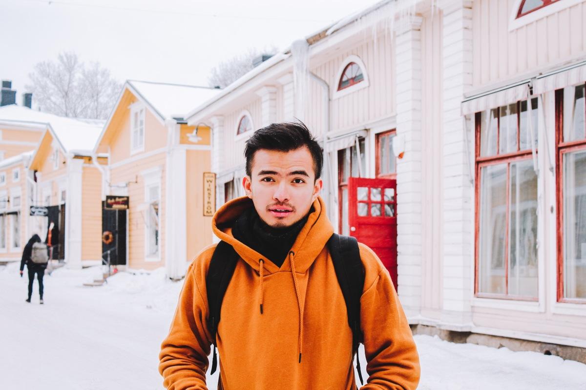 Tôi đã đi 30 nước khi mới chỉ 25 tuổi như thế nào