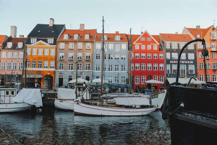 Nyahvn Copenhagen Denmark