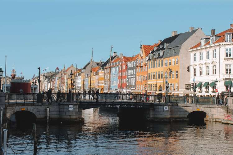 Nyhavn Bridge Copenhagen