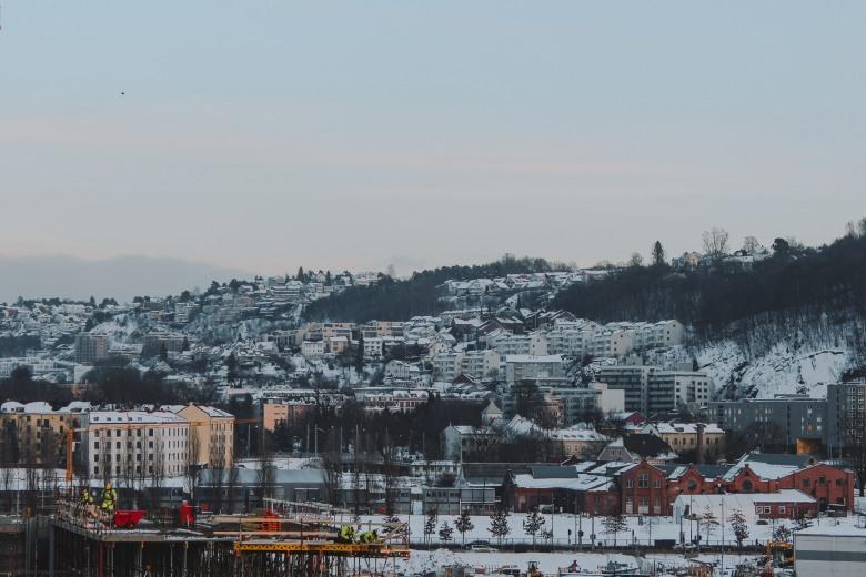 Quang cảnh thành phố Oslo