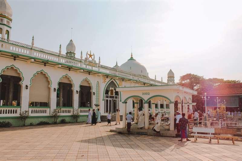 Thánh đường hồi giáo Jamiul-Azhar