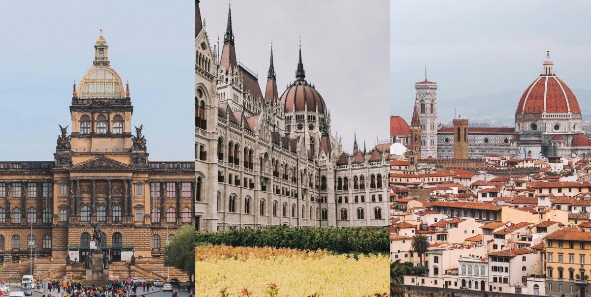 15 Thành phố Châu Âu Chi Phí Không Đắt Đỏ