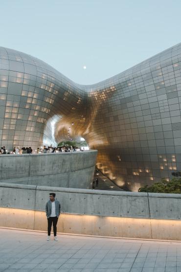 Lý Thành Cơ ở Dongdaemun