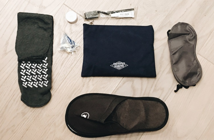 Bộ Travel Kit của Turkish Airlines