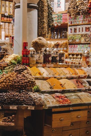 Chợ Gia Vị Istanbul 2