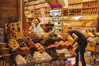 Chợ Gia Vị Istanbul