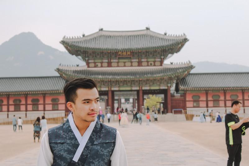Gyeongbokgung Lý Thành Cơ