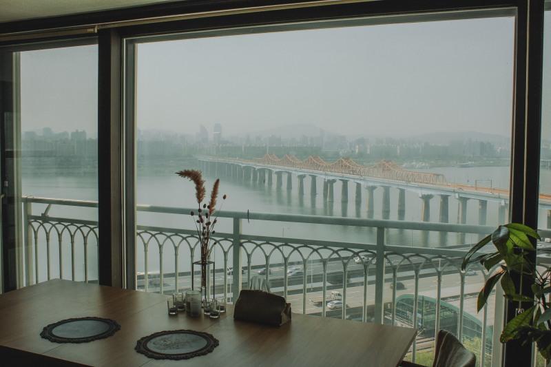 Airbnb view sông Hàn