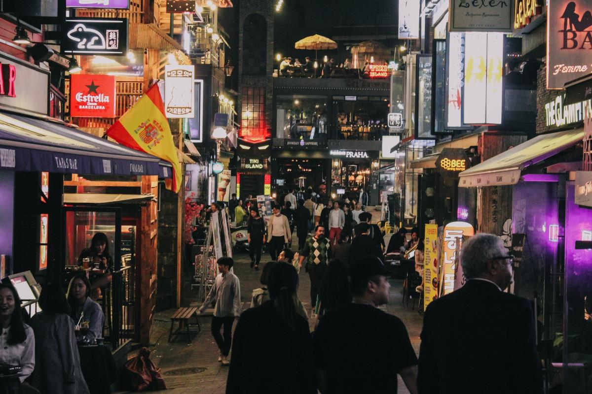 Một Đêm Không Ngủ Ở Seoul, Trải Nghiệm Nightlife Xứ Hàn