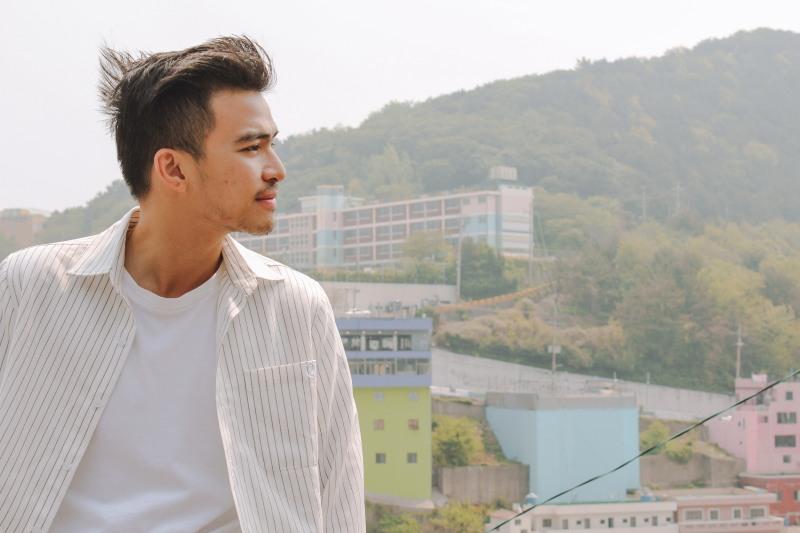 Lý Thành Cơ ở Gamcheon Busan