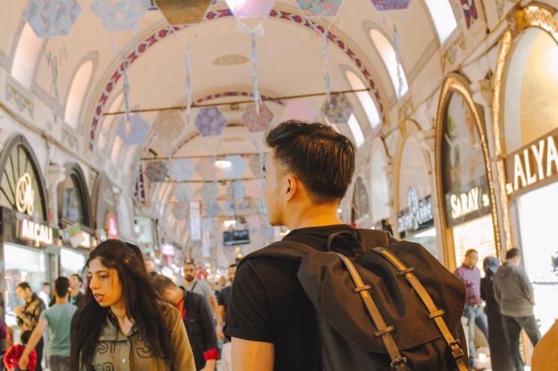 Lý Thành Cơ ở Istanbul