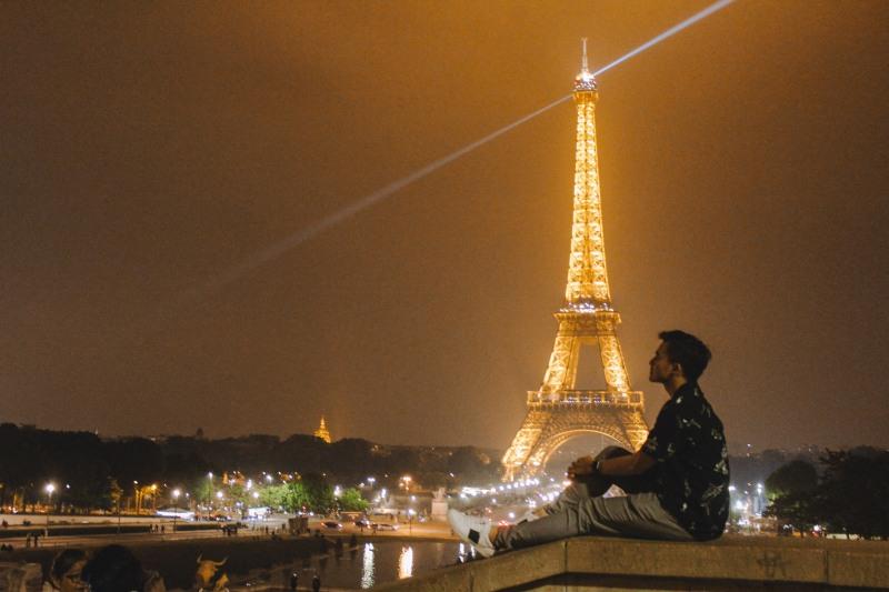 Lý Thành Cơ ở Paris