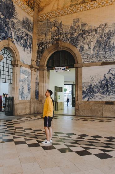 Lý Thành Cơ ở Porto 1