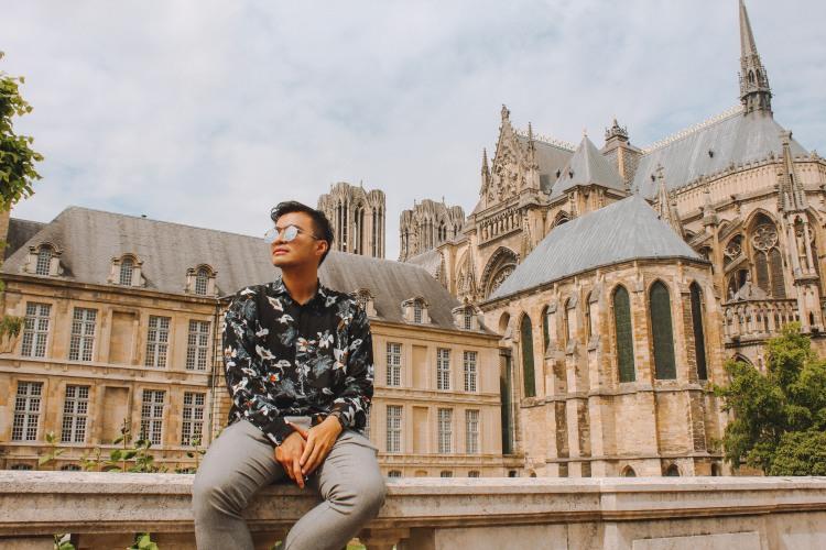 Lý Thành Cơ ở Reims