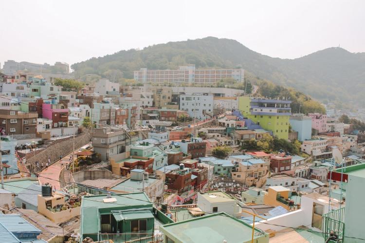 Toàn cảnh Gamcheon