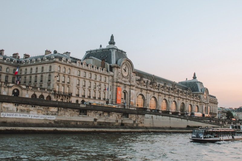 Musee d'Orsay Venturology