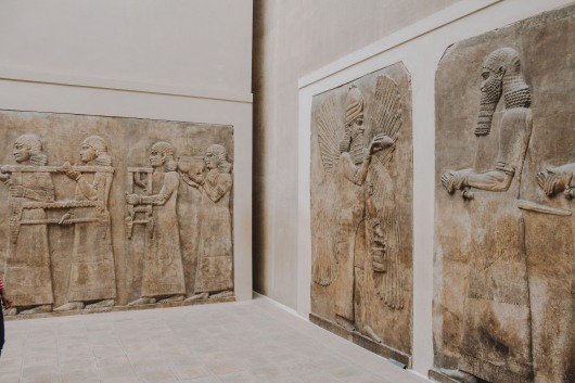 Nghệ thuật phương Đông cổ đại