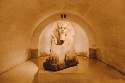 Nhân sư Ai Cập