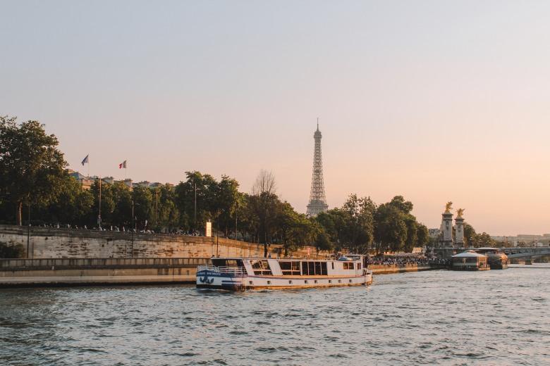 Paris by Seine