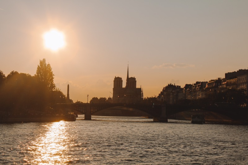 Seine Paris Venturology