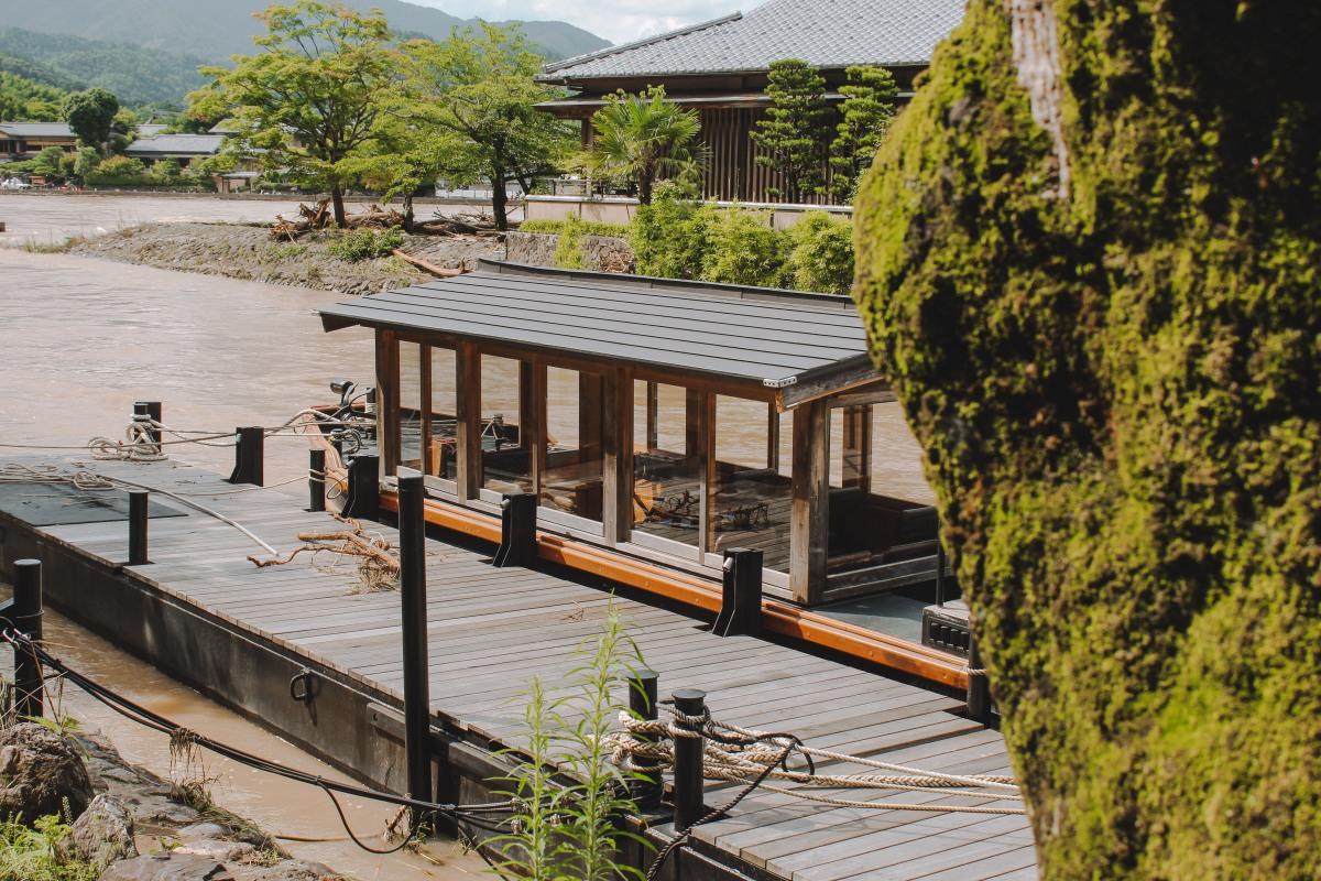 Quận Arashiyama, Kyoto - Còn Hơn Những Rừng Tre