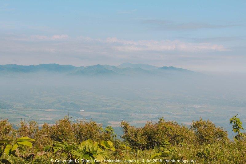 Núi Usu Hokkaido Venturology 6