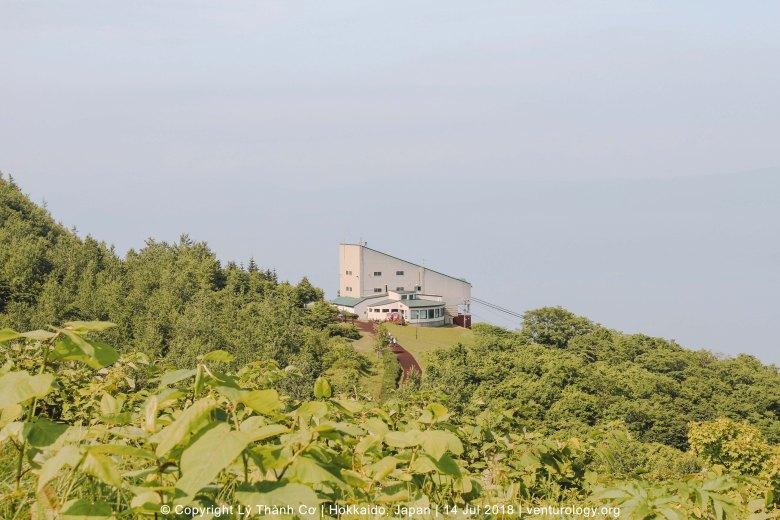 Núi Usu Hokkaido Venturology 7