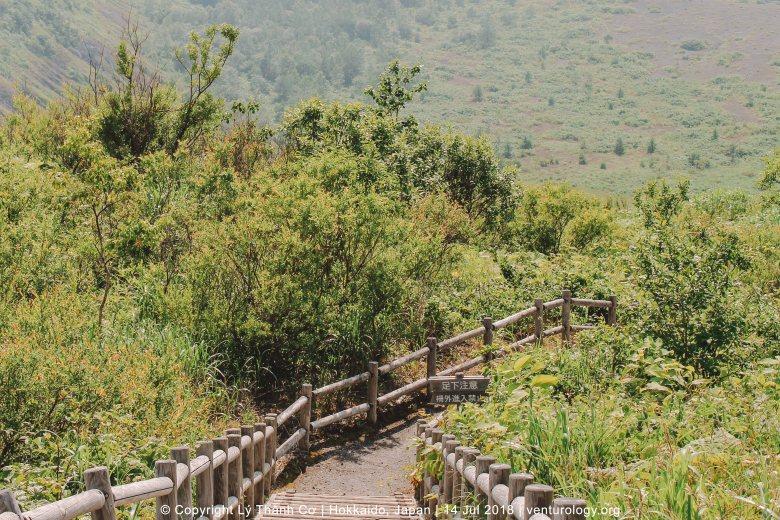 Núi Usu Hokkaido Venturology 8