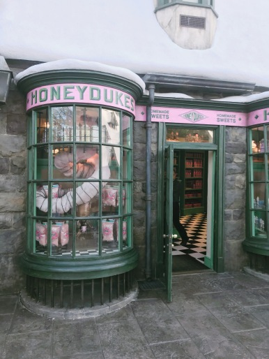 Universal Studios Japan Venturology Harry Potter 1