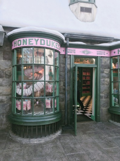 Universal Studios Japan Venturology Harry Potter 1