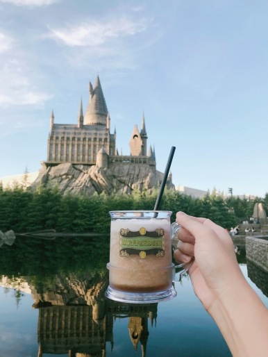 Universal Studios Japan Venturology Harry Potter Butter Beer
