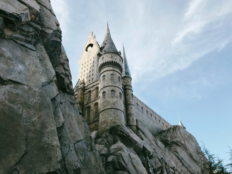 Universal Studios Japan Venturology Harry Potter Hogwarts