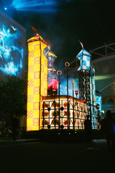Universal Studios Japan Venturology Harry Potter
