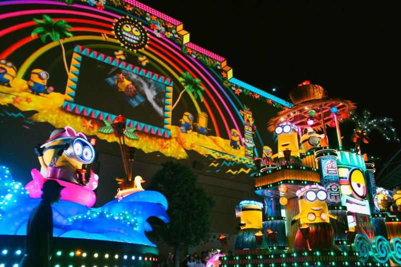 Universal Studios Japan Venturology Minions