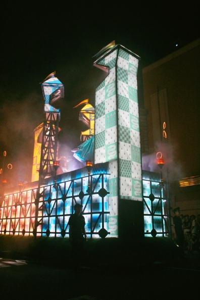 Universal Studios Japan Venturology Night Parade