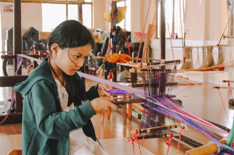 Ninh Thuận Làng Dệt Mỹ Nghiệp Lý Thành Cơ Venturology 3