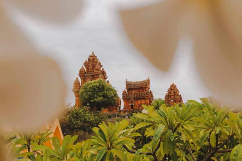 Ninh Thuận Làng Lý Thành Cơ Venturology Tháp Chăm 1