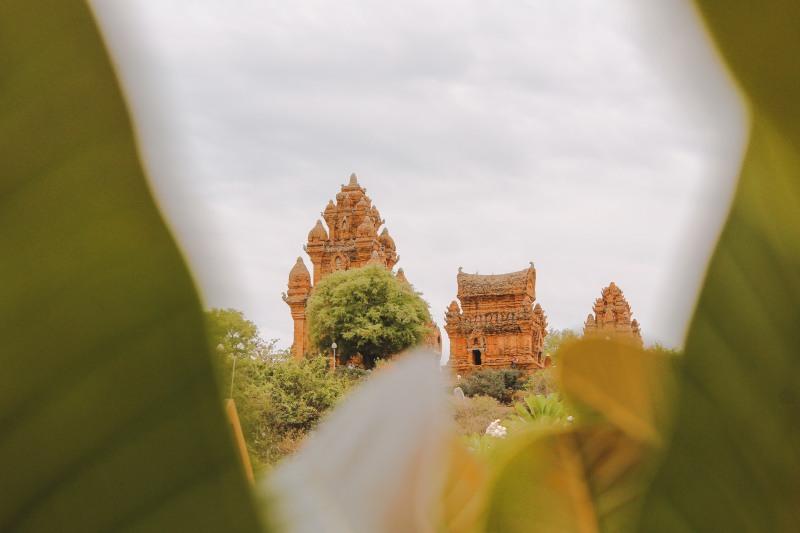 Ninh Thuận Làng Lý Thành Cơ Venturology Tháp Chăm 2