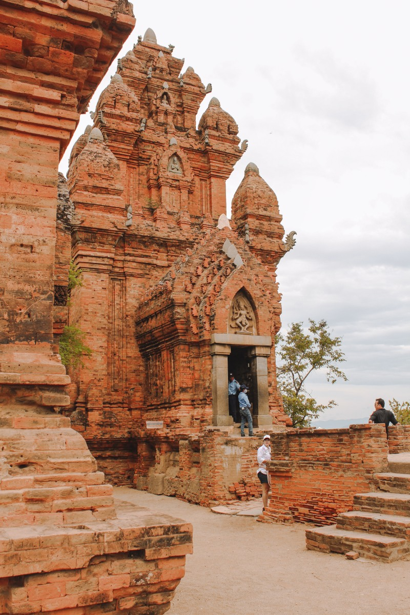 Ninh Thuận Làng Lý Thành Cơ Venturology Tháp Chăm 3