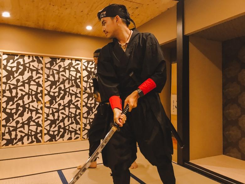 Sapporo Venturology Ninja Lý Thành Cơ 1