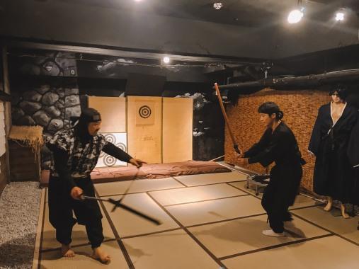 Sapporo Venturology Ninja Lý Thành Cơ 2