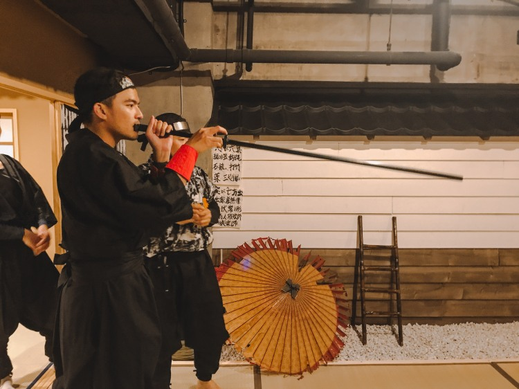 Sapporo Venturology Ninja Lý Thành Cơ 3