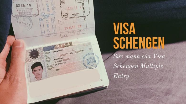 Kết quả hình ảnh cho Schengen loại Multiple Entry,