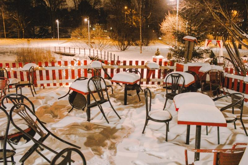 Regatta Helsinki Phần Lan Lý Thành Cơ Venturology 2
