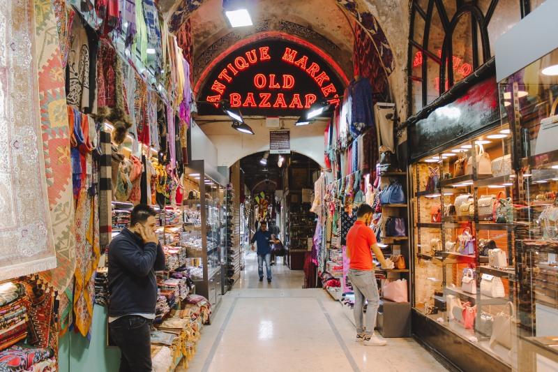 Grand Bazaar, Khu Chợ Nửa Thiên Niên Kỷ Ở Istanbul Lý Thành Cơ Venturology 10